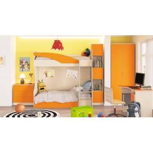 Набор молодежной и детской мебели «Бемби 4»