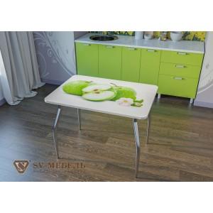 Кухонный стол Яблоко
