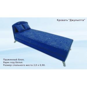 """Кровать односпальная """"Джульетта"""""""